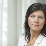 Eva Nordmark, President of TCO, Sweden