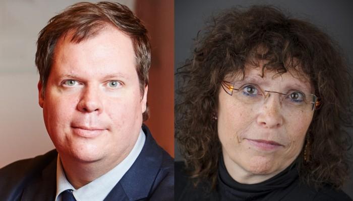 Martin Jefflén & Patricia Blancard