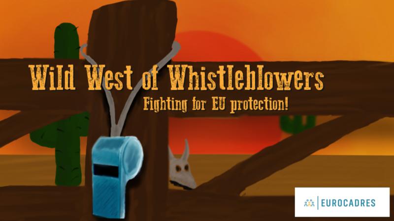 wild west of wistleblowers panel